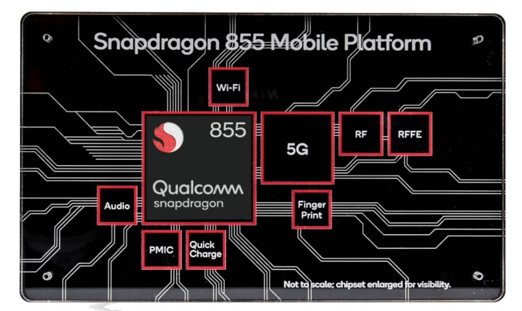 Qualcomm Snapdragon 855 5g 7nm Mobile Platform Announced