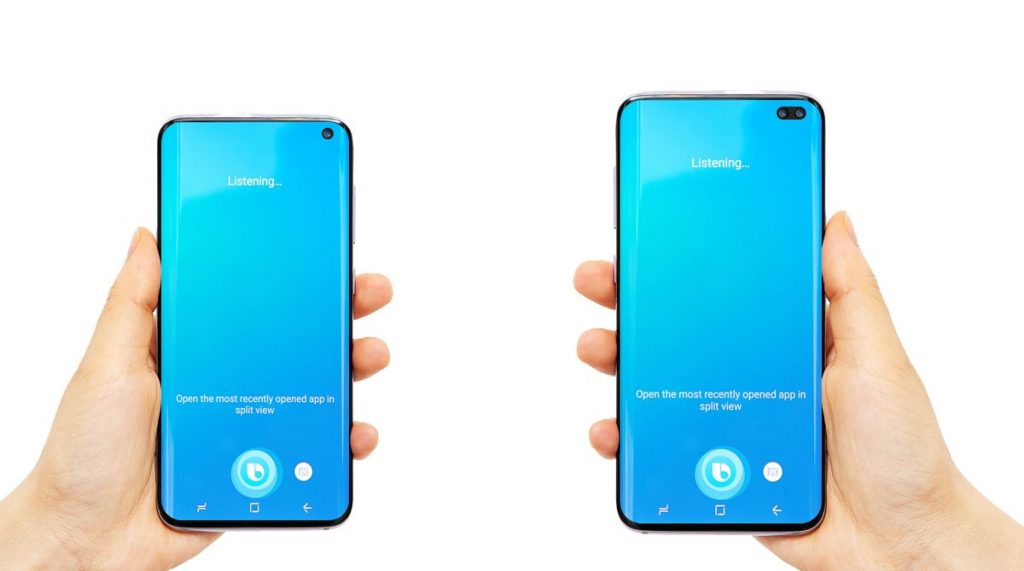 Samsung Galaxy S10: S10 Plus