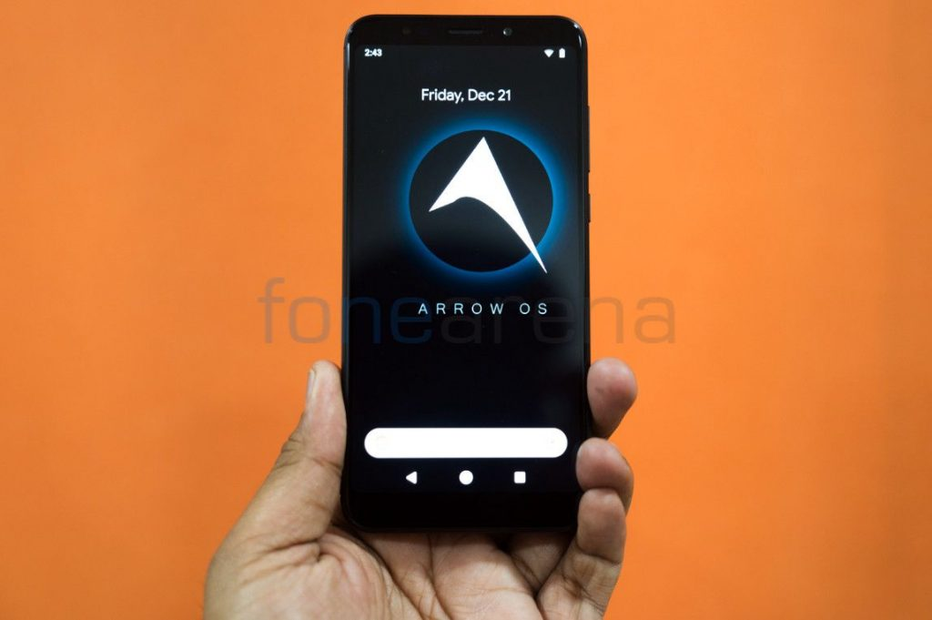 Get Android 9 0 Pie on Xiaomi Redmi Note 5 with Arrow OS ROM