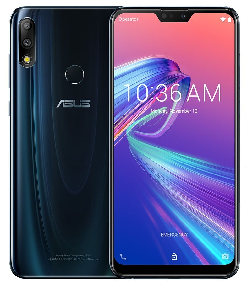ASUS Zenfone Max Pro M2 with 6 26-inch FHD+ display