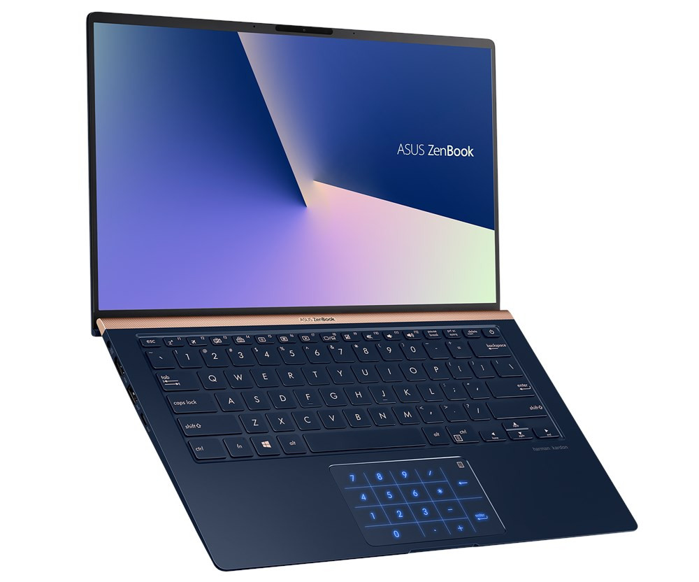 ASUS launches new ZenBook 13, 14 and 15 with NanoEdge display in India starting at Rs. 71990
