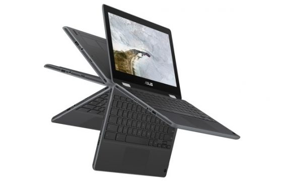 Asus Chromebook C214 Flip