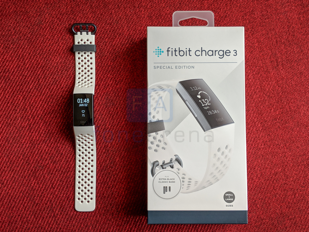 Fitbit Charge 3 Review: Fitness Tracking at Its Best