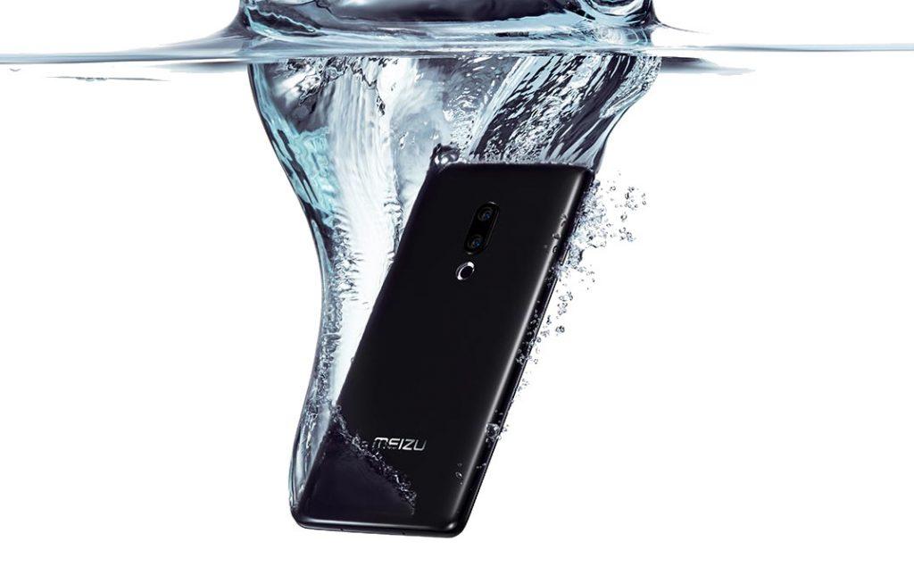 Meizu Zero with in-display fingerprint sensor, waterproof
