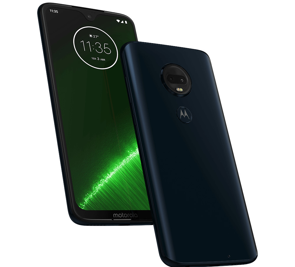 Motorola Moto G7, G7 Plus, G7 Play and G7 Power detailed specifications surface ahead of Feb 7 announcement