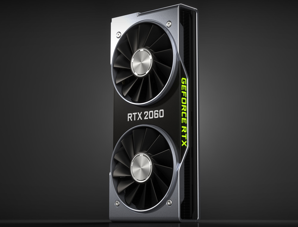 NVIDIA RTX 2060 announced, offers up to 2x performance of GTX 1060