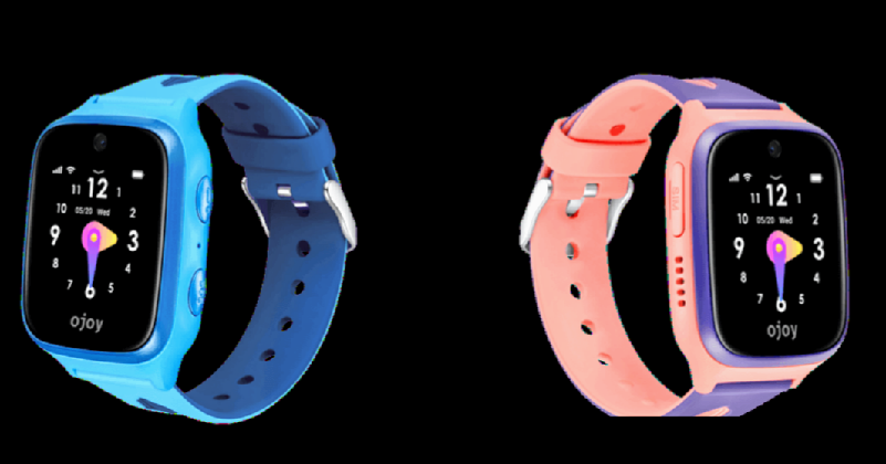 Ojoy A1 4g Volte Kids Smartwatch Phone Launched In India