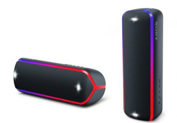 SRS-XB32 portable speaker