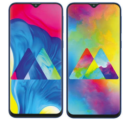 Samsung Galaxy M10 And Galaxy M20 With Infinity V Display Dual Rear Cameras Launched In India Starting At Rs 7990