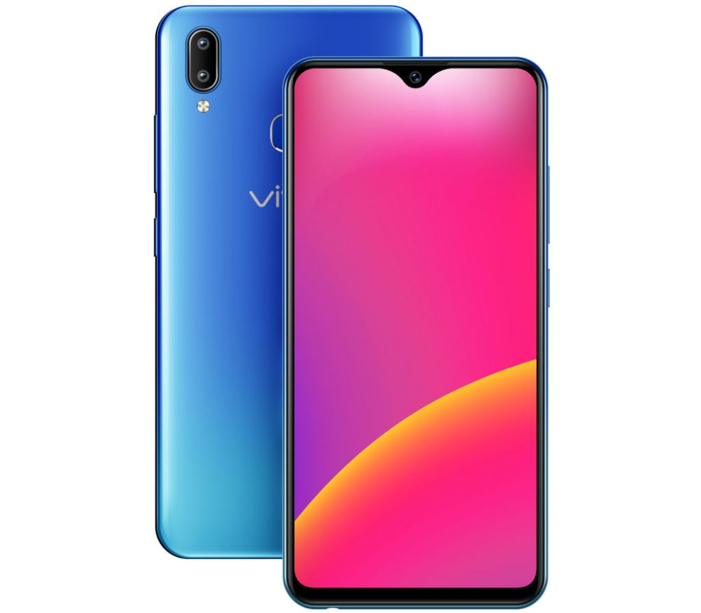Vivo Y91 With 6.22-inch Halo FullView Display, Dual Rear