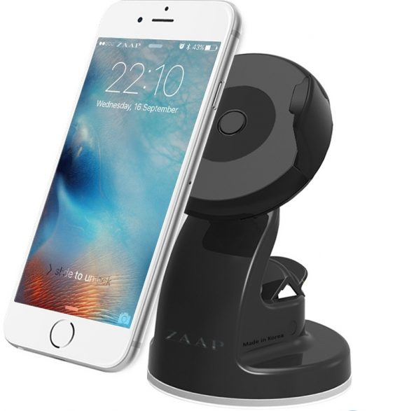 ZAAP Quick Touch Three Car Mount