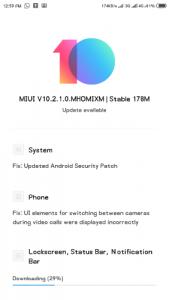 Xiaomi rolls out final MIUI 10 2 update for Redmi Note 3