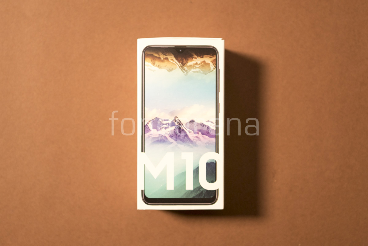 Samsung Galaxy M10 Unboxing And First Impressions
