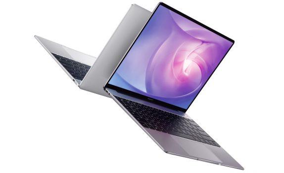 Huawei MateBook 13 and 14