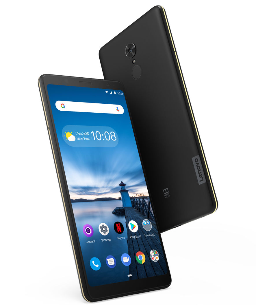 Lenovo Tab V7 with 6 9-inch FHD+ display, 4G VoLTE, 5180mAh