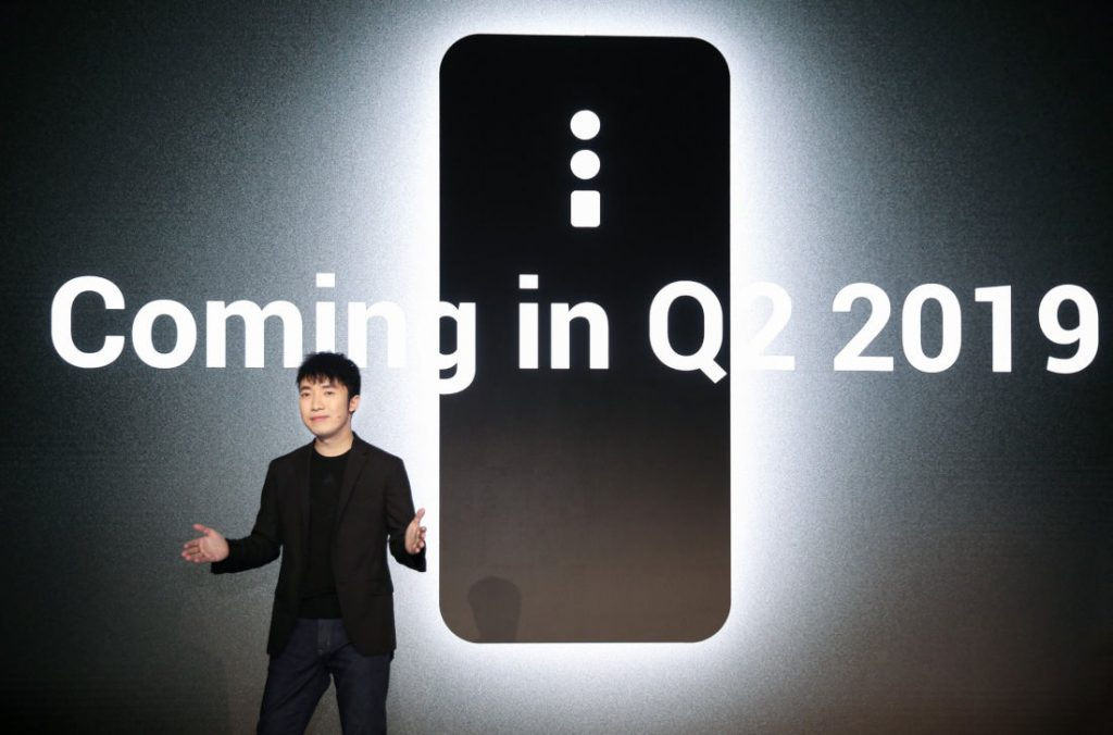 OPPO smartphone with 10x Lossless Zoom Camera coming in Q2 2019