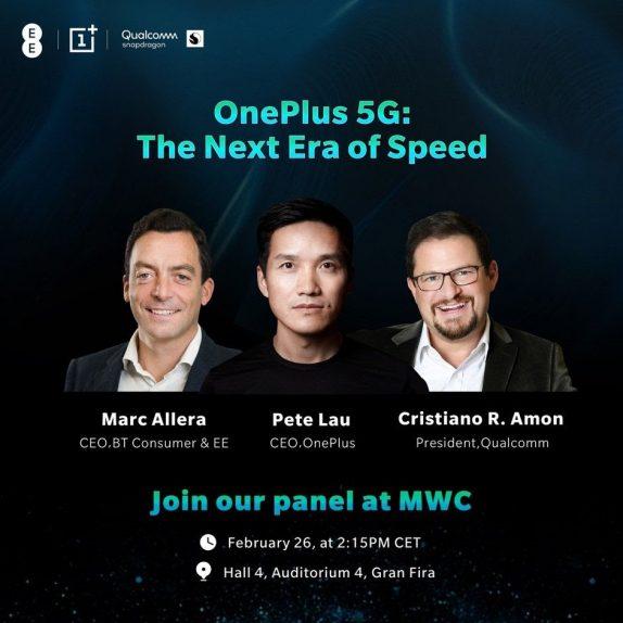 OnePlus MWC 2019