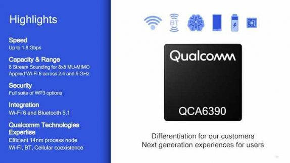 Qualcomm QCA6390