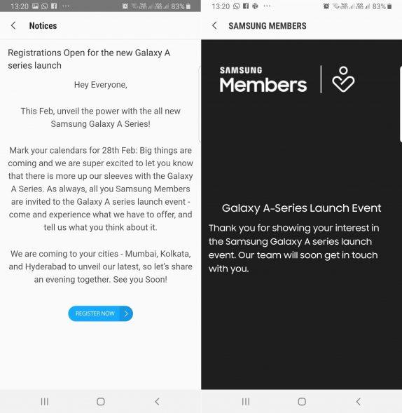 Samsung Galaxy A-series