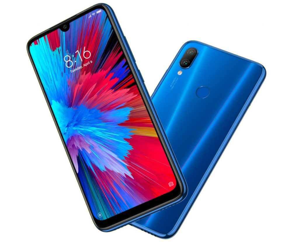 Xiaomi Redmi Note 7 with 6.3-inch FHD+ display, Snapdragon ...