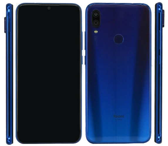 Xiaomi Redmi Note 7 Pro With 6.3-inch FHD+ Display