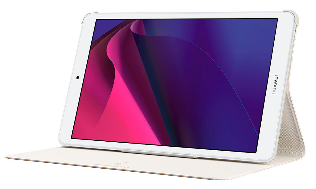 HUAWEI MediaPad M5 Lite with 8-inch Full HD display, 4G LTE