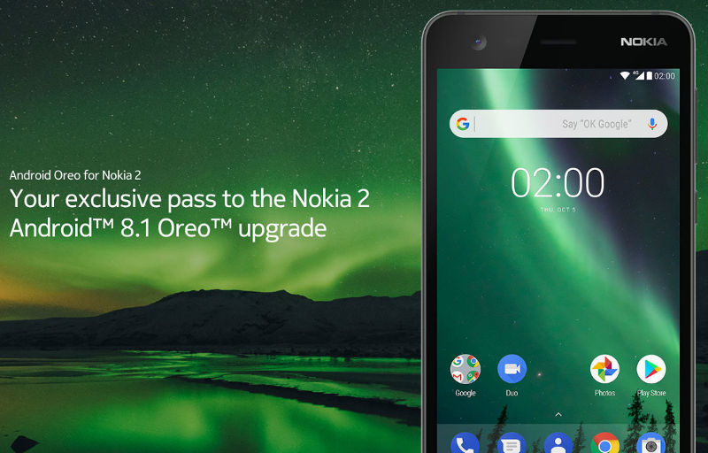Nokia 2 Android Oreo update finally released – Here's how to get it