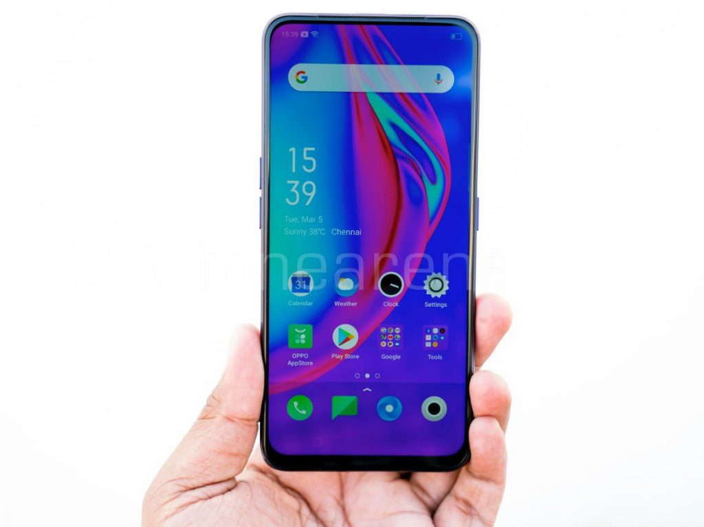 OPPO F11 Pro Unboxing and First Impressions