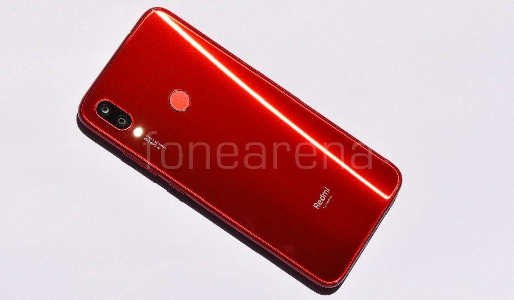 Xiaomi Redmi Note 7 Camera Samples