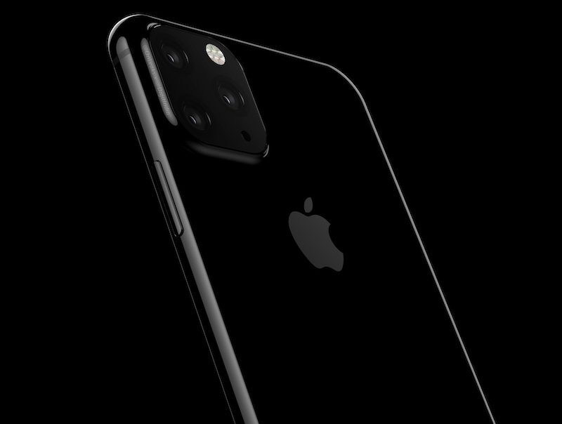 2019 iPhones with triple rear cameras said to feature major camera upgrades