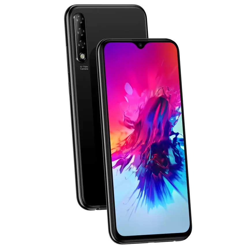 Infinix Smart 3 Plus with 6 21-inch drop notch screen
