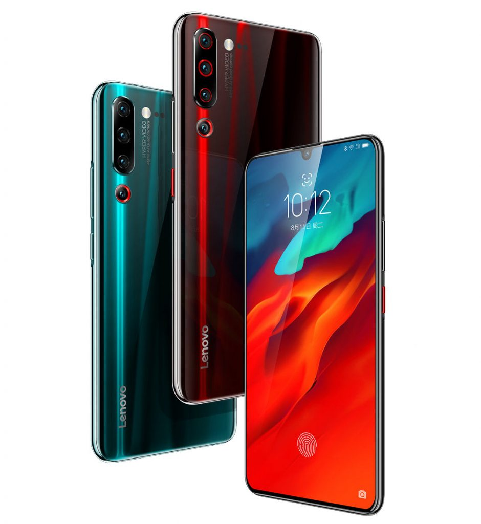 Lenovo Z6 Pro with 6 39-inch AMOLED display, Snapdragon 855