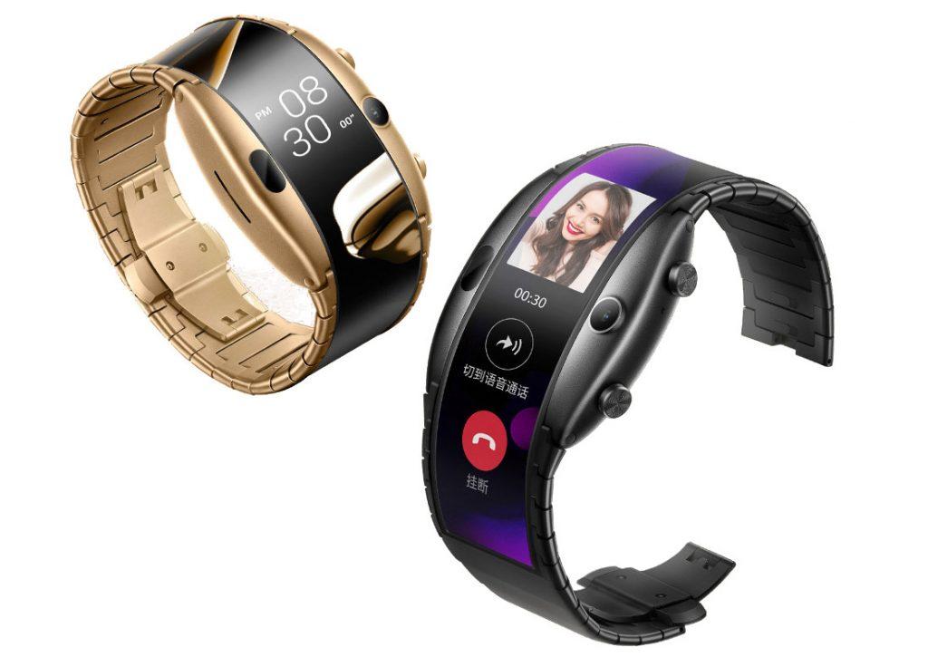 Часы смартфон ZTE NUBIA ALPHA с OLED-дисплеем в Ивано-Франковске