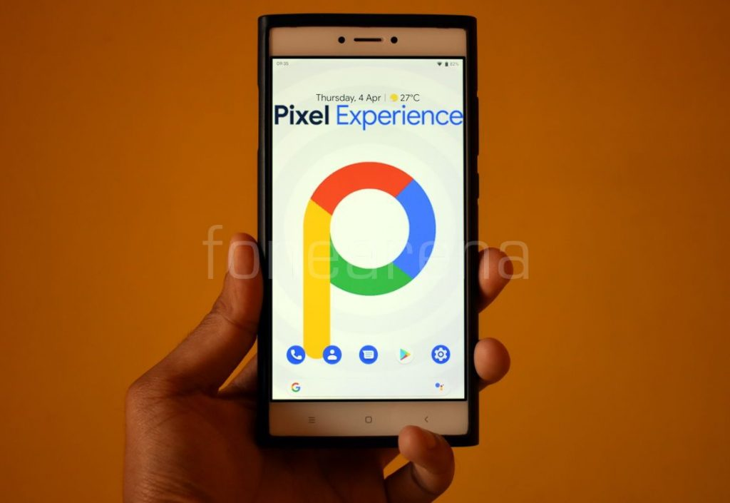 Get Android 9 0 Pie on Xiaomi Redmi Note 4 with Pixel Experience ROM