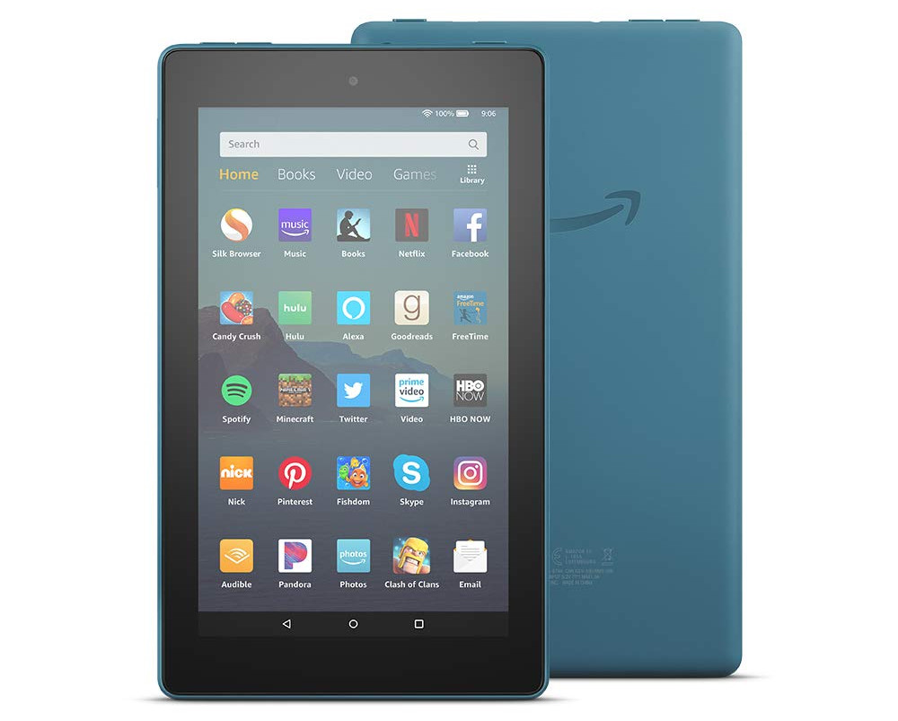 Amazon introduces new Fire 7 tablet with more storage