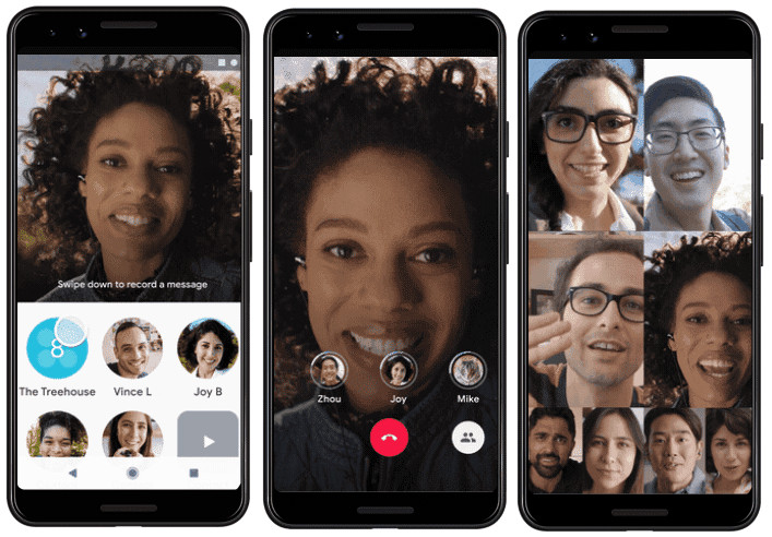 Google Duo gets support for group video calling, Data Saving mode for India and more