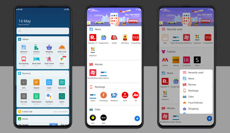 Xiaomi introduces new Utilities card in App Vault bringing