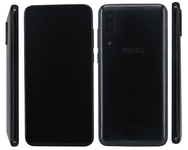 Meizu 16Xs with FHD+ AMOLED display, triple rear cameras, in-display fingerprint sensor gets certified