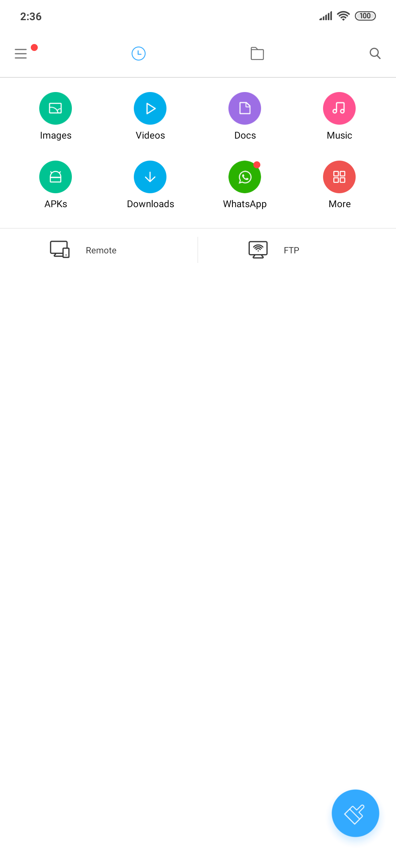 Mi File Explorer gets Dark Mode with latest update