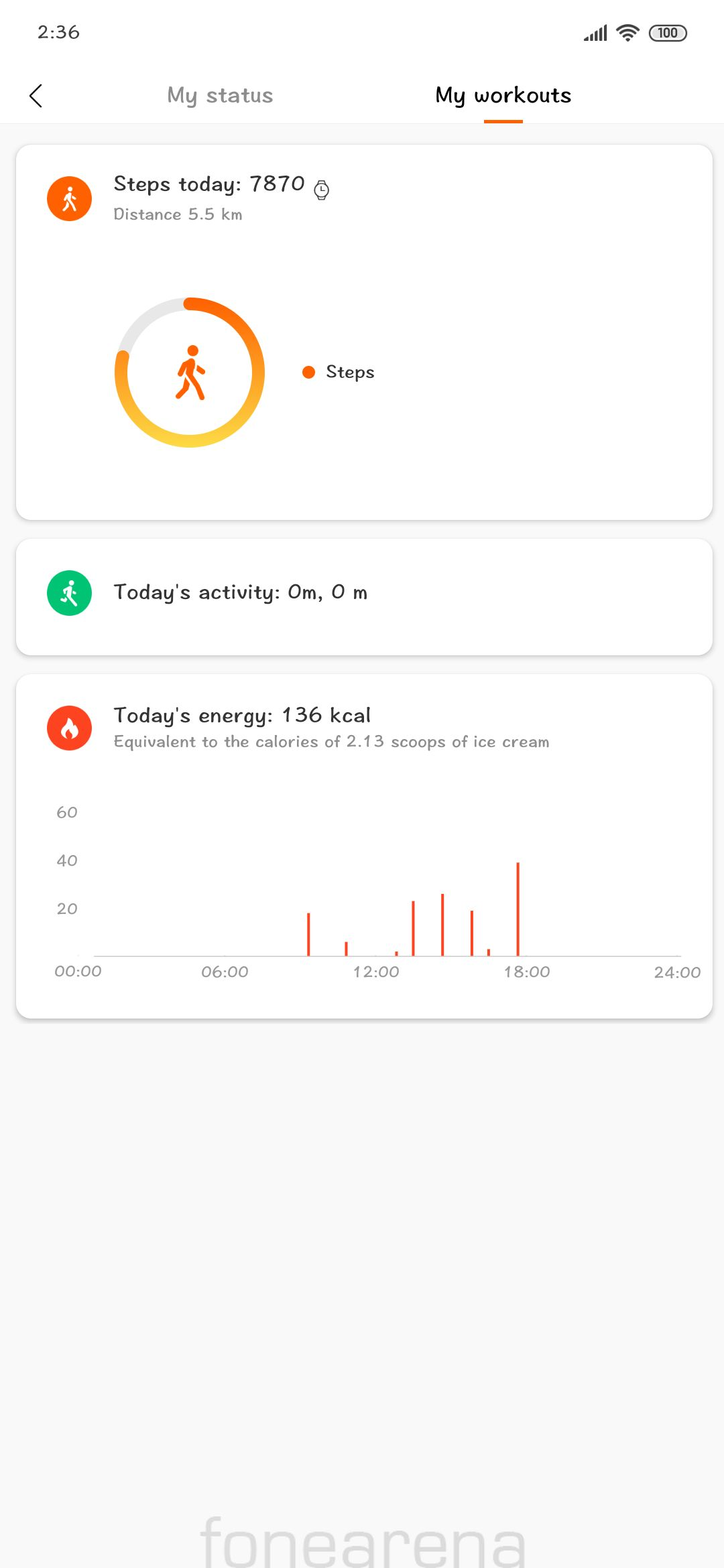 Mi Fit 4 0 update brings new UI, optimized data view and more
