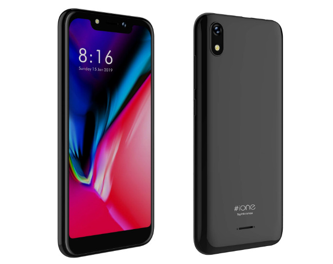 Micromax iOne with 5 45-inch 19:9 display, Android 9 Pie launched