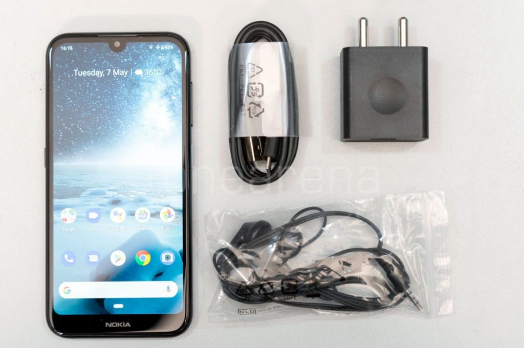 Nokia 4 2 Unboxing And First Impressions