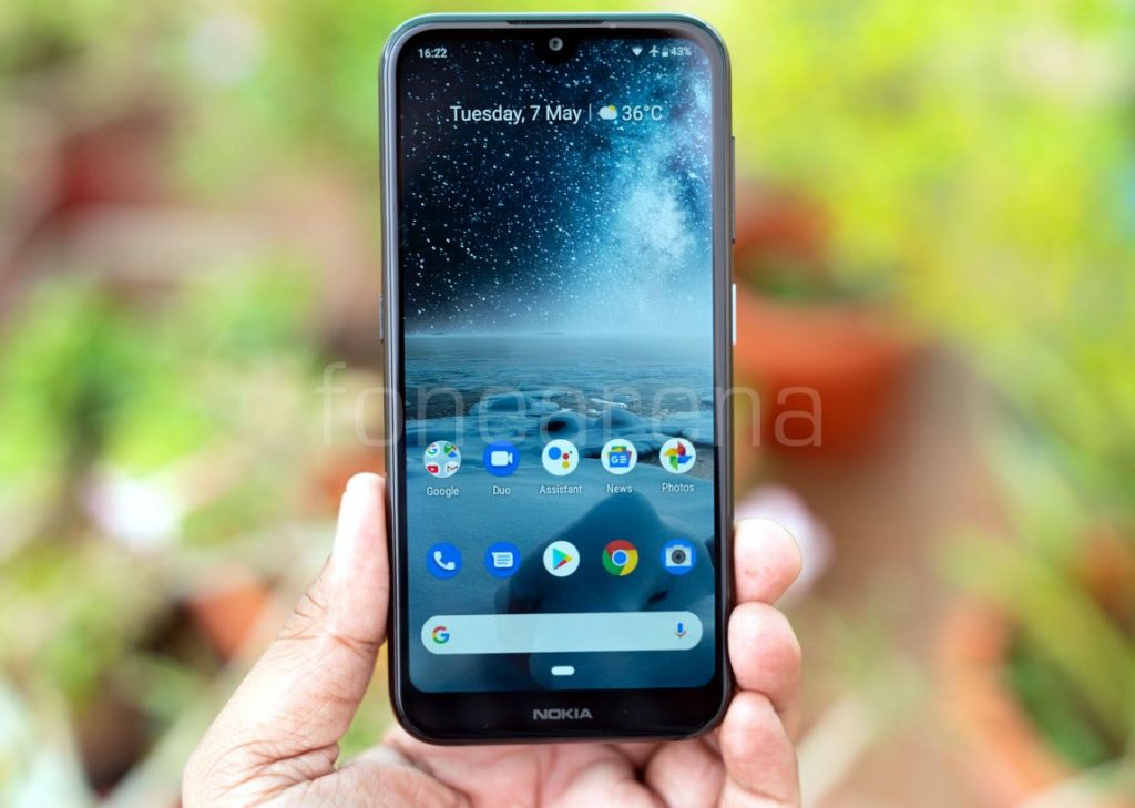 Nokia 4.2 gets a price cut again in India, now available for Rs. 6999