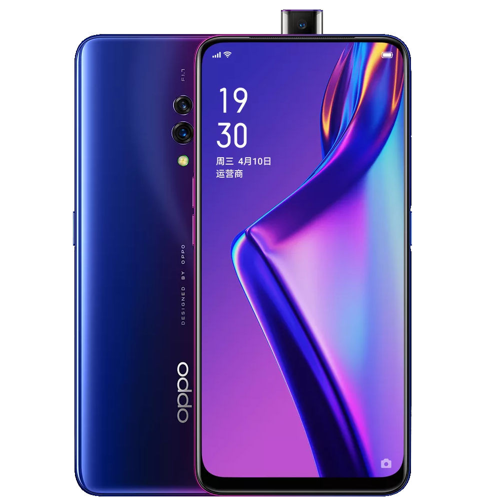 OPPO K3 with 6.5-inch FHD+ AMOLED display, Snapdragon 710, up to 8GB RAM, in-display fingerprint scanner launched in India starting at Rs. 16990