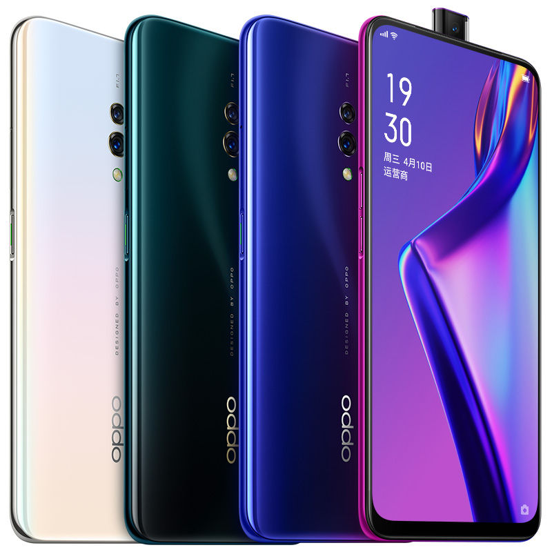 OPPO K3 with 6 5-inch FHD+ AMOLED display, Snapdragon 710
