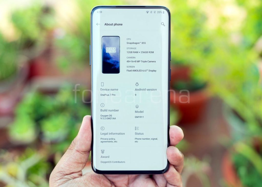 5 reasons why the OnePlus 7 Pro display has tipped the