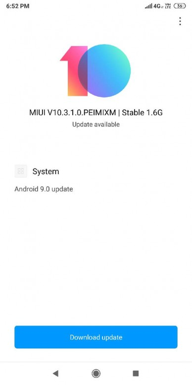 Xiaomi Redmi Note 5 Pro gets Android 9 0 Pie-based MIUI 10 3