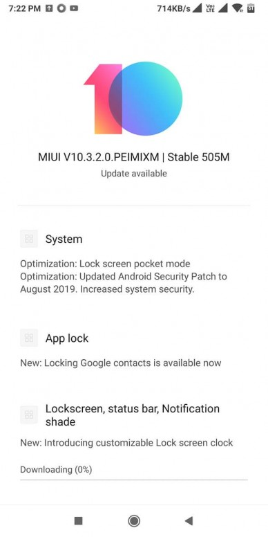 Xiaomi Redmi Note 5 Pro MIUI Software Update Tracker [Update