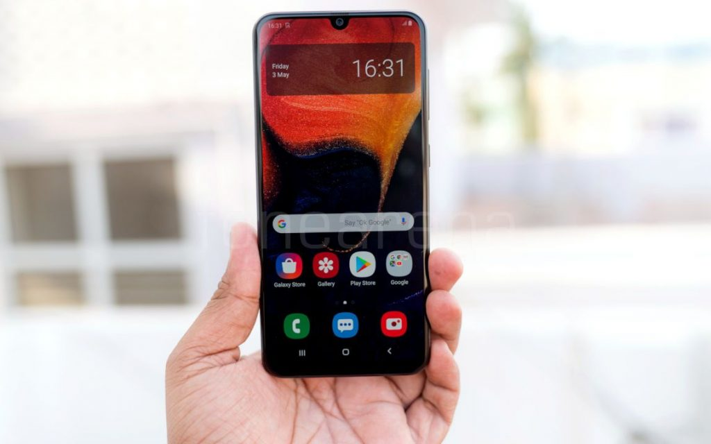 Samsung Galaxy A50 Review: An appreciable effort that needs some polishing