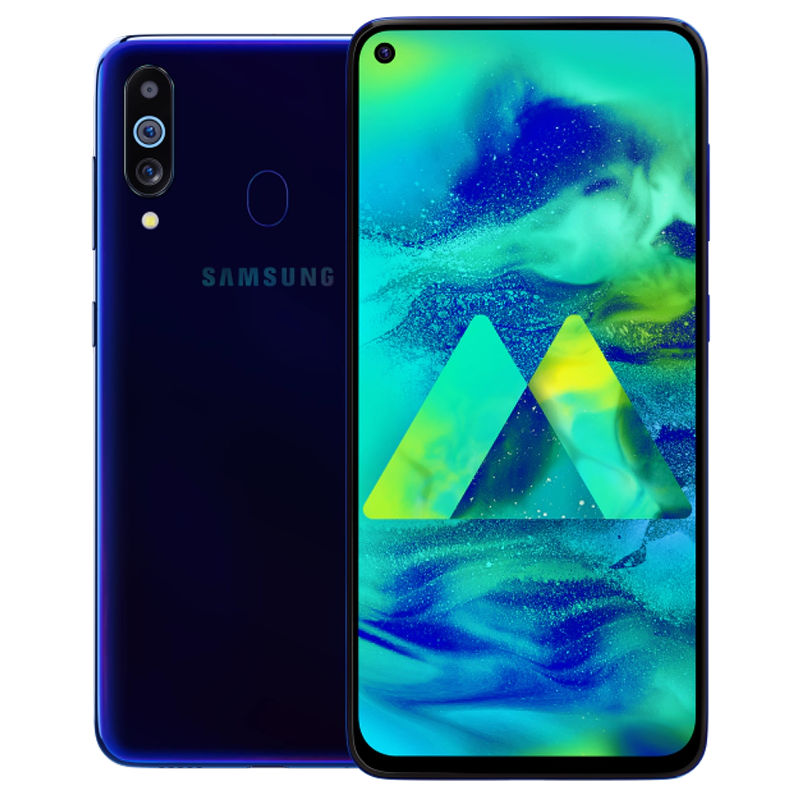 Image result for Samsung Galaxy M40 Goes on Open Sale in India